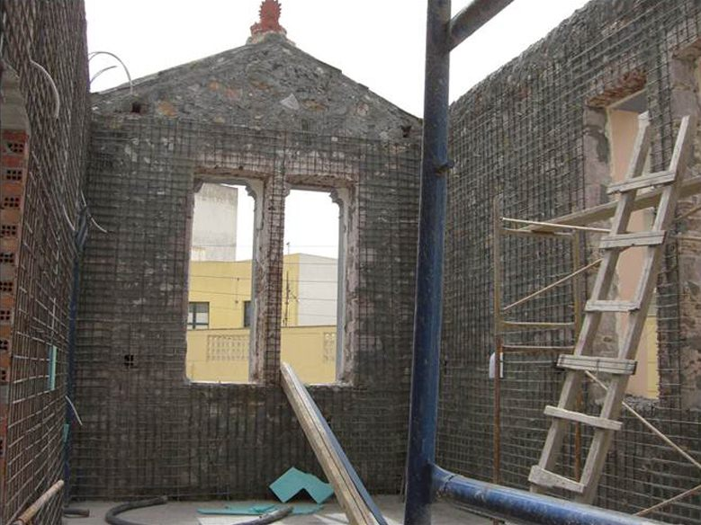 Restoration of Traditional Buildings Image 2