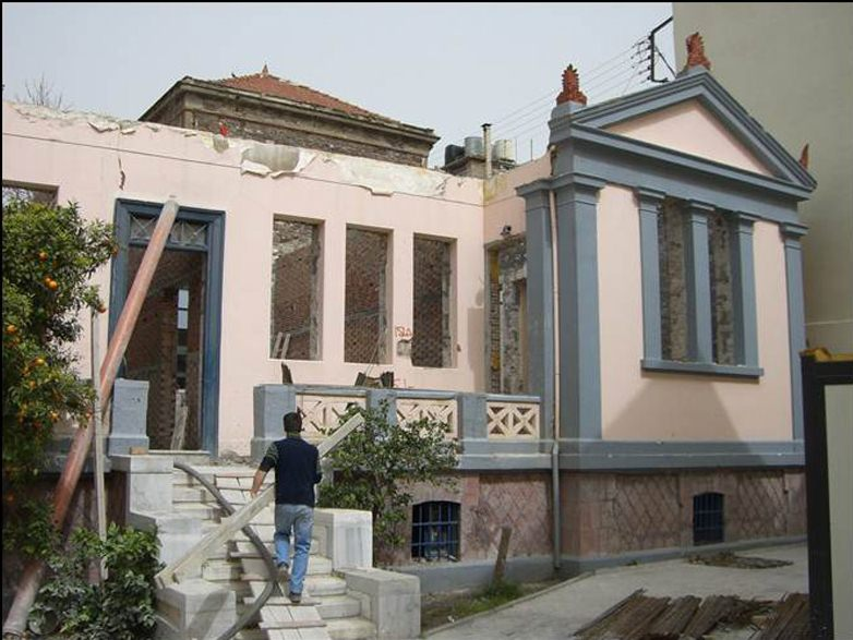 Αποκατάσταση Διατηρητέων Κτιρίων Εικόνα 3