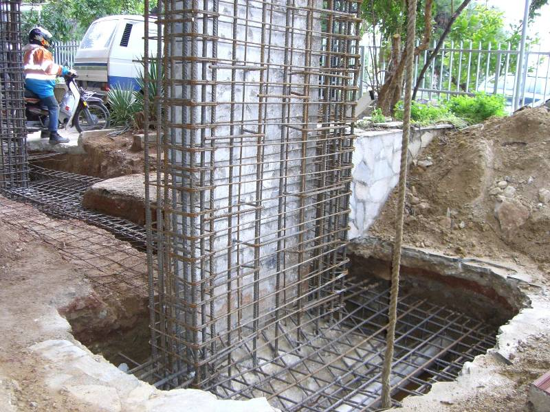 Gunite Shotcrete Sprayed Concrete Image 3