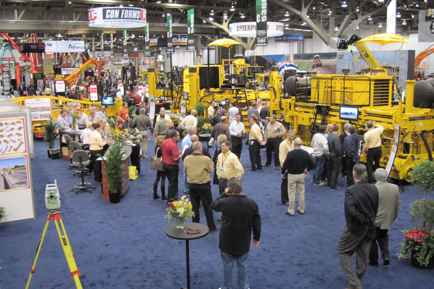 World of Concrete 1