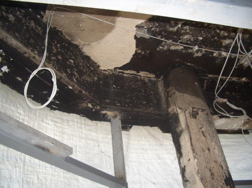 Αποκατάσταση Πυρόπληκτων Κτιρίων Εικόνα 2